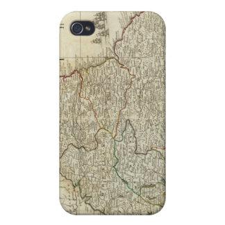 Nordliga England och Wales delar upp iPhone 4 Cover