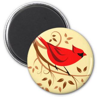 Nordliga röda huvudsakliga magneter