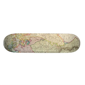 Nordostliga frankriken skateboard bräda 20 cm