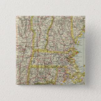 Nordöstra United States 2 Standard Kanpp Fyrkantig 5.1 Cm