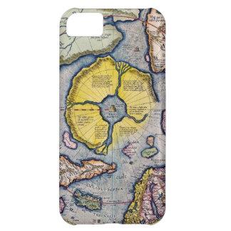 Nordpolenkarta 1595 iPhone 5C fodral