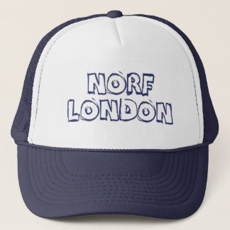 Norf London Truckerkeps