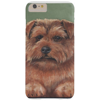 Norfolk Terrier Barely There iPhone 6 Plus Skal