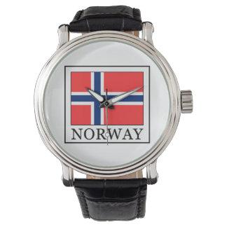 Norge Armbandsur
