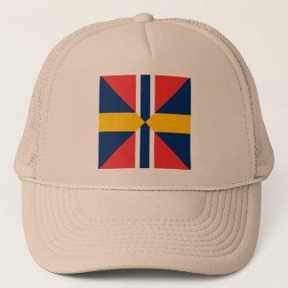 Norge Sverige Sildesalaten, norge Keps