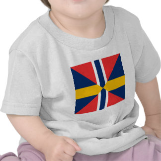Norge Sverige Sildesalaten, norge T Shirts