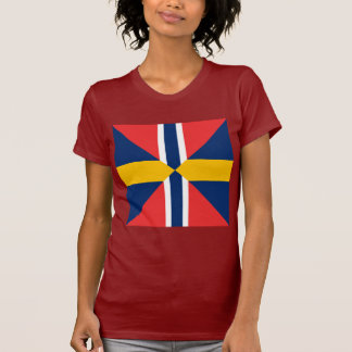 Norge Sverige Sildesalaten, norge Tshirts
