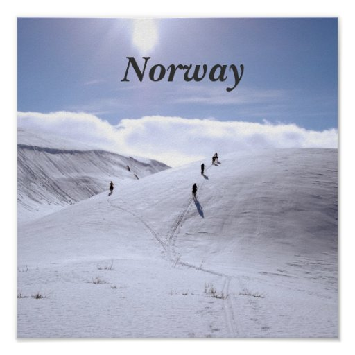 Norgebygd Posters