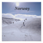 Norgebygd Poster