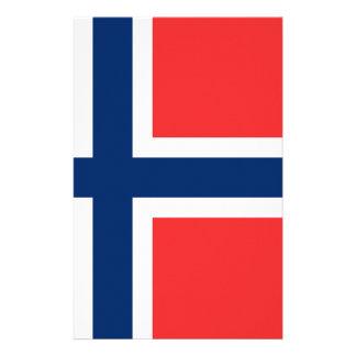 Norgeflagga Brevpapper