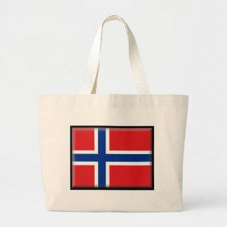Norgeflagga Kasse