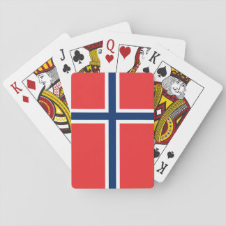 Norgeflagga Kortlek