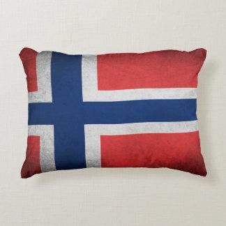 Norgeflagga - kudde