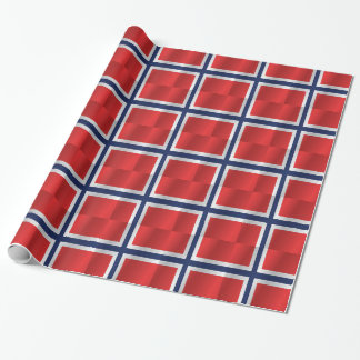 Norgeflagga Presentpapper