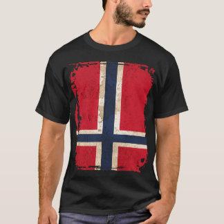 Norgeflagga Tee Shirts
