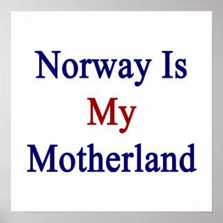 Norgen är min fädernesland
