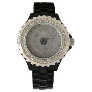 Norgen myntar klockan för samlingsmedborgarepride armbandsur
