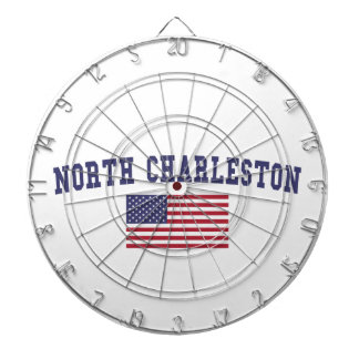 Norr Charleston US flagga Piltavla