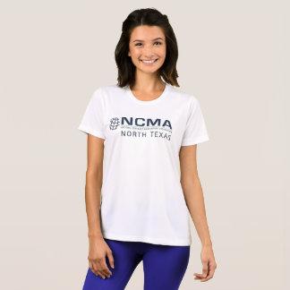 Norr Texas T-tröja för NCMA Tee Shirt