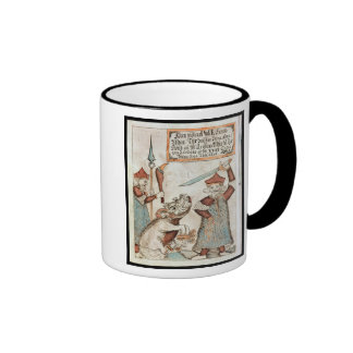 NorsegudTyr att förlora som är hans, räcker till d Kaffe Koppar