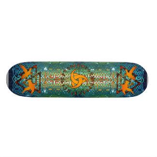 NorseSkateboard Skateboard Bräda 20 Cm
