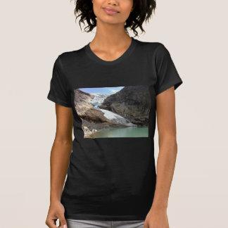 Norsk glaciär tee shirt
