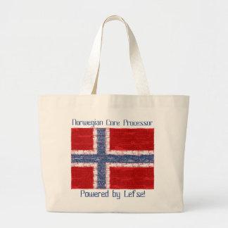 Norskt moderkorttema jumbo tygkasse