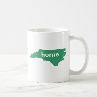 North Carolina hem Kaffemugg