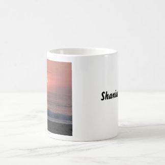 North Carolina och Shania designer Kaffemugg