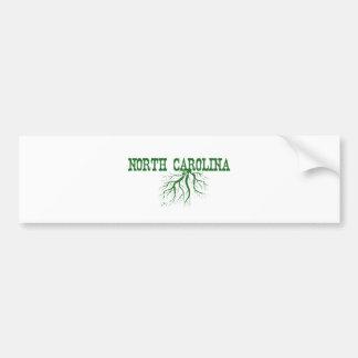 North Carolina rotar Bildekal