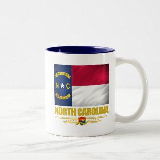 North Carolina (SP) Två-Tonad Mugg