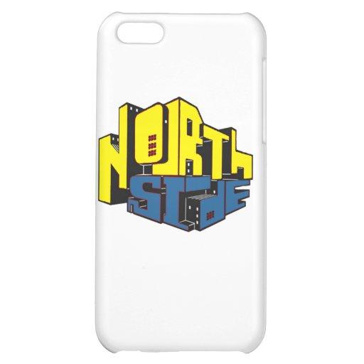 Northside indier iPhone 5C mobil skydd