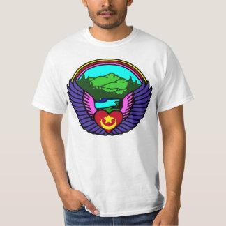 Northwest Sufi lägermanar t-skjorta T-shirts