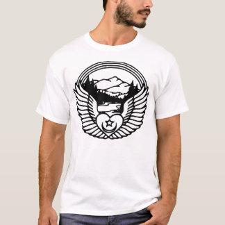 Northwest t-skjorta för Sufi lägerfärgläggning T-shirt