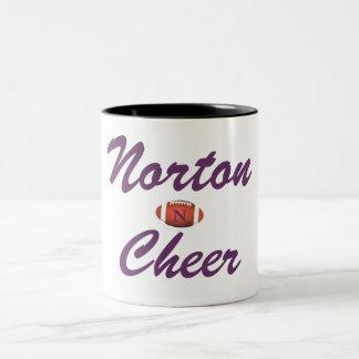 Norton jubelmugg Två-Tonad mugg