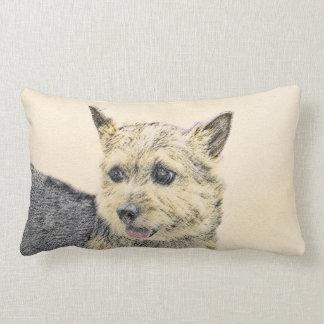 Norwich Terrier Lumbarkudde