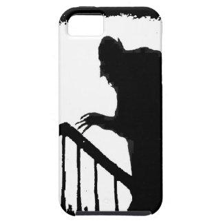 Nosferatu-skugga på trappor iPhone 5 fodral