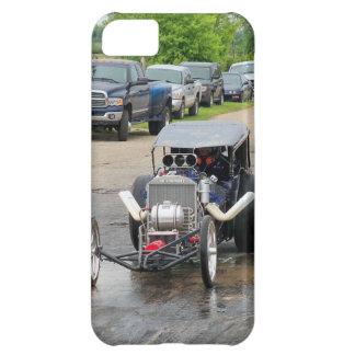 Nostalgi beklär den motorDragster iphone case iPhone 5C Fodral