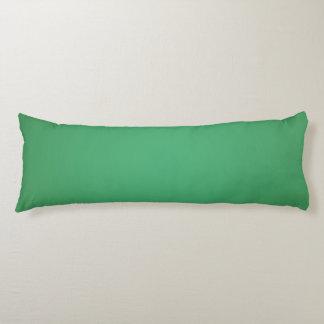 Nostalgisk smaragd kroppskudde