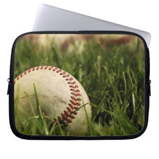 Nostalgiska baseball laptop sleeve