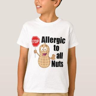 Nötallergi T-shirt