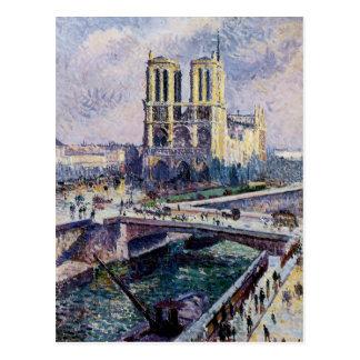 Notre Dame Vykort