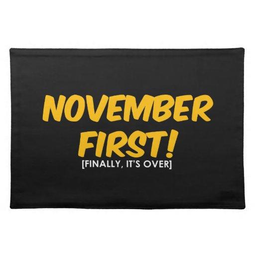 November 1st Anti Halloween Underlägg