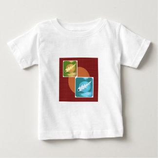 NOVINO-variationssamlingen kvadrerar rundor T Shirts