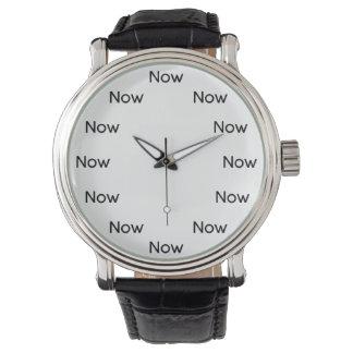 Now är Zen™ - som är lättare på ögonen Armbandsur