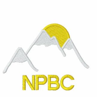 NPBC-broderiskjorta Broderad Polotröja