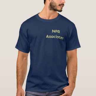 Npr-bundsförvanter Tshirts