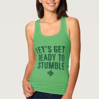NSPF l5At oss få redo för att snubbla bästa rolig Tee Shirt