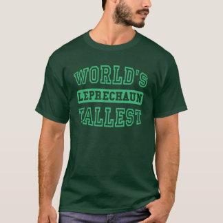 NSPF-världs mest högväxt T-tröja för troll Tee Shirts