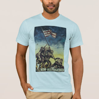 Nu alla tillsammans - Iwo Jima Tröja